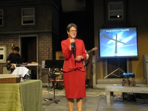 Bishop Sally Dyck ~ Northern Illinois Conference of The United Methodist Church